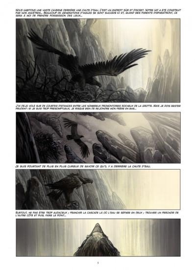 Page 3 Kraa tome 1 - la vallée perdue