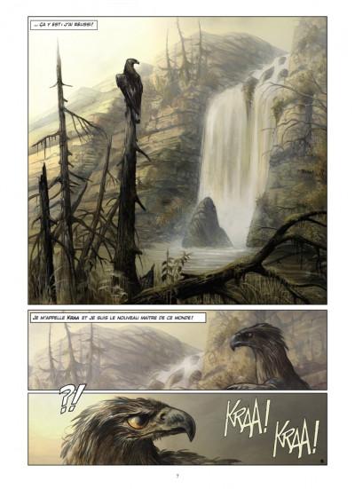 Page 5 Kraa tome 1 - la vallée perdue
