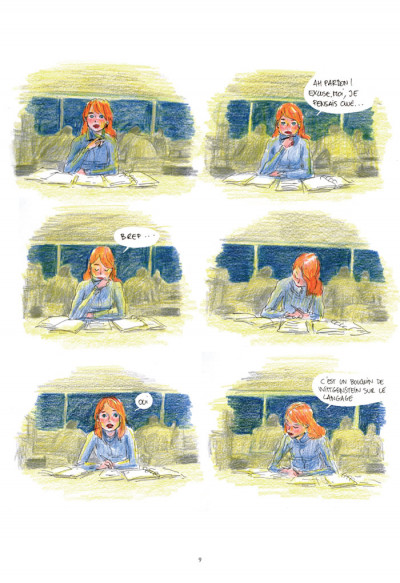 Page 4 Dans mes yeux