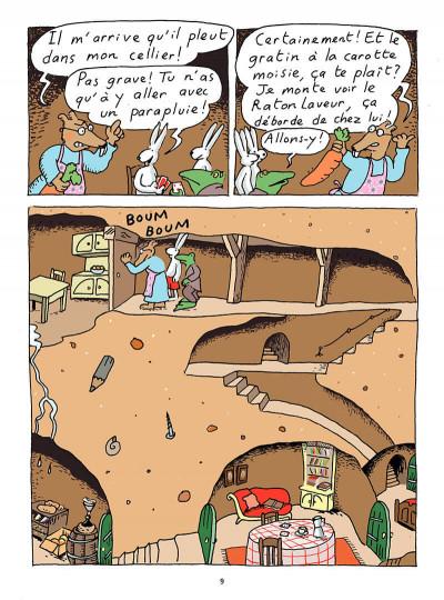 Page 6 Louisette la taupe tome 6 - tri... patouillage