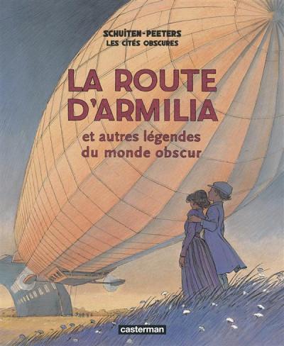 Couverture Route d'armilia
