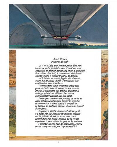 Page 3 Route d'armilia