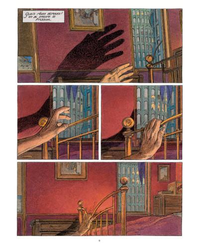 Page 2 Les cités obscures tome 7 - l'ombre d'un homme