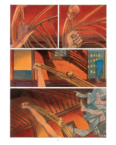 Page 3 Les cités obscures tome 7 - l'ombre d'un homme