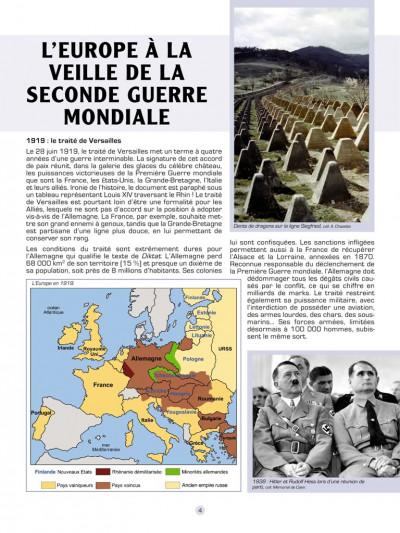 Page 2 Les reportages de Lefranc - le mur de l'Atlantique