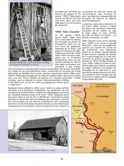 Page 3 Les reportages de Lefranc - le mur de l'Atlantique