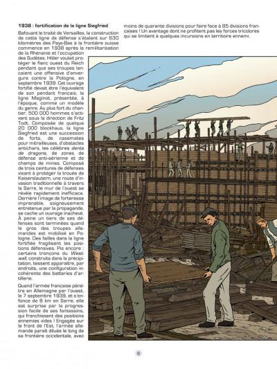 Page 4 Les reportages de Lefranc - le mur de l'Atlantique