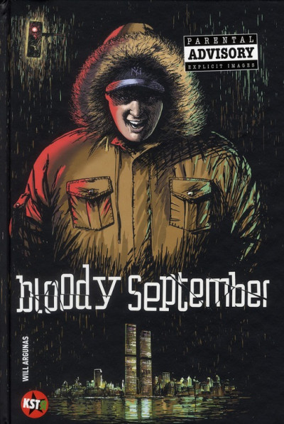 Couverture Bloody september