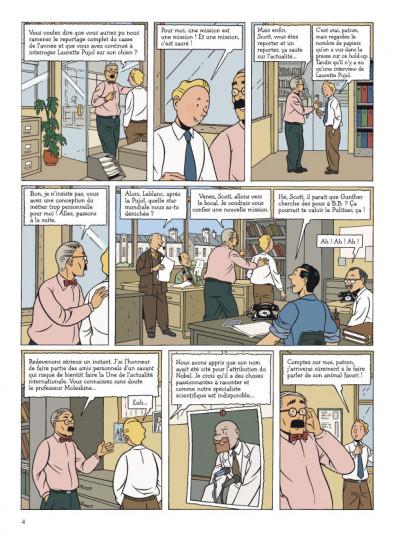 Page 2 Les aventures de scott leblanc tome 1 - alerte sur fangataufa