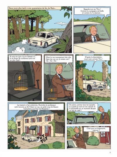 Page 3 Les aventures de scott leblanc tome 1 - alerte sur fangataufa