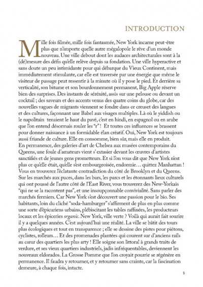 Page 2 Itinéraires - new york
