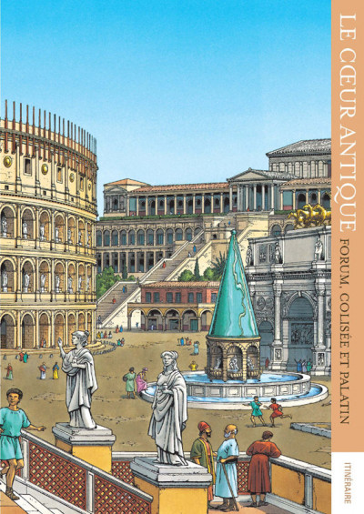 Page 4 Itinéraires avec Alix - Rome
