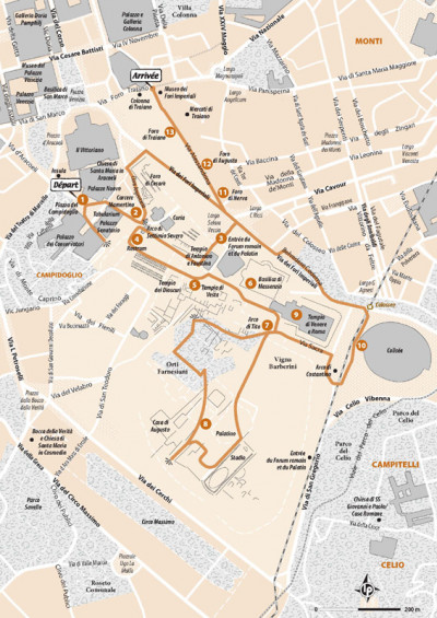 Page 5 Itinéraires avec Alix - Rome