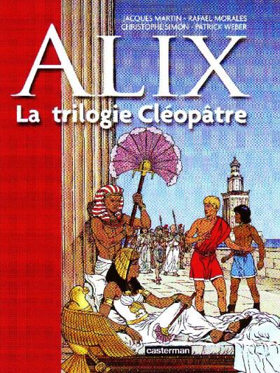 image de Alix - la trilogie cléopâtre
