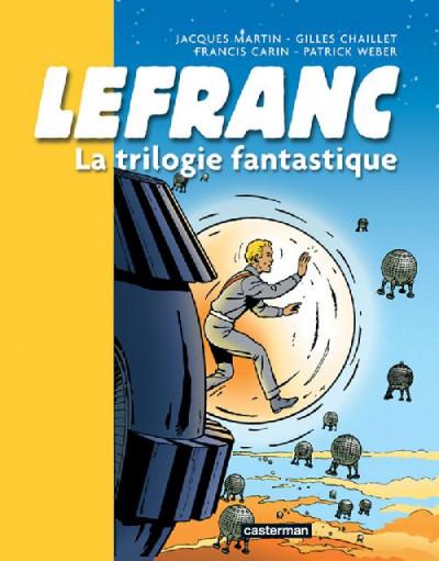 Couverture Lefranc - intégrale  tome 2