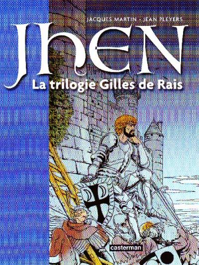 Couverture Jhen - la trilogie gilles de rais tome 1