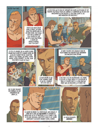 Page 2 Cyclopes tome 3 - le rebelle