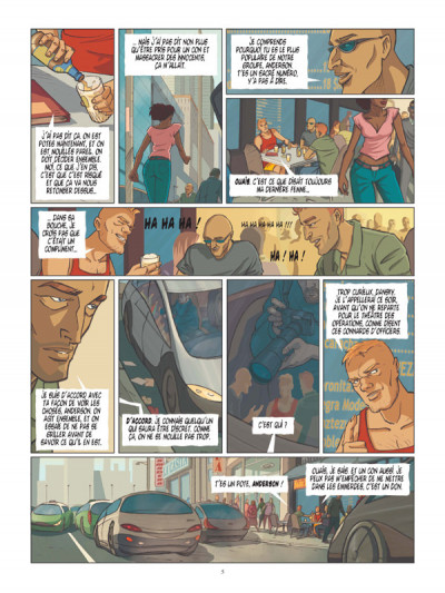 Page 3 Cyclopes tome 3 - le rebelle