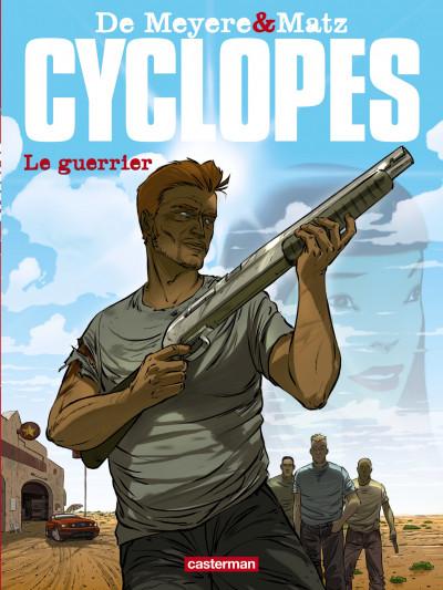 image de Cyclopes tome 4 - le guerrier