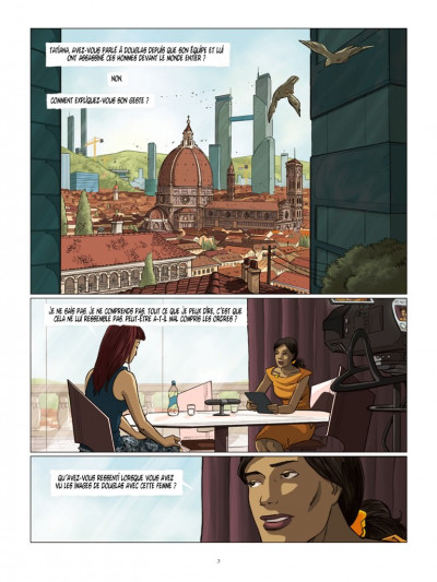 Page 1 Cyclopes tome 4 - le guerrier