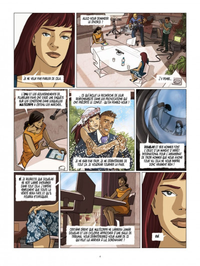 Page 2 Cyclopes tome 4 - le guerrier