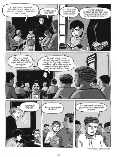 Page 4 Jérusalem - portrait de famille
