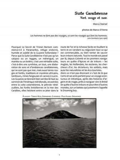 Page 6 Corto maltese tome 3 - suite caraïbéenne