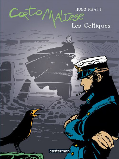Couverture Corto maltese tome 7 - les celtiques