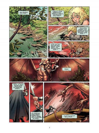 Page 4 Kaamelott tome 4 - perceval et le dragon d'airain