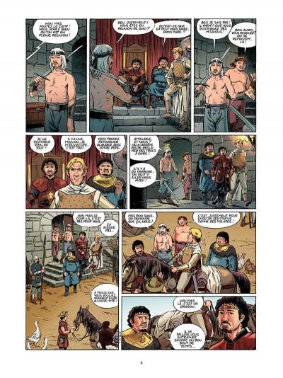 Page 5 Kaamelott tome 4 - perceval et le dragon d'airain