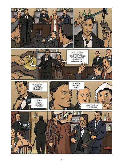 Page 4 les aventures de Boro, reporter photographe ; intégrale ; la dame de Berlin