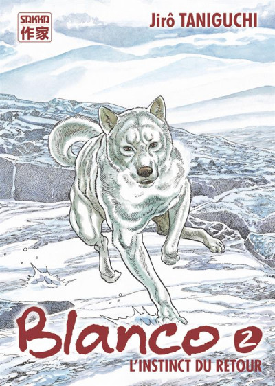 image de Blanco tome 2 - l'instinct du retrour