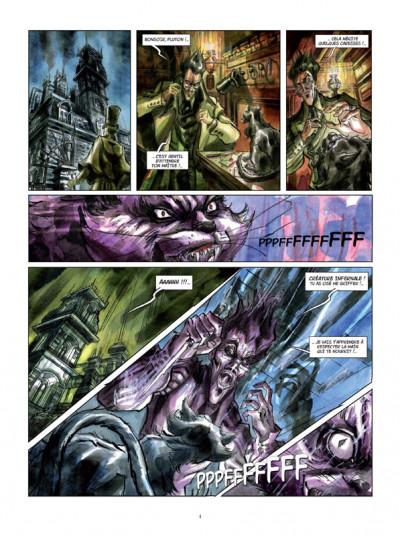 Page 2 Histoires extraordinaires d'Edgar Poe tome 3 - la mort rouge