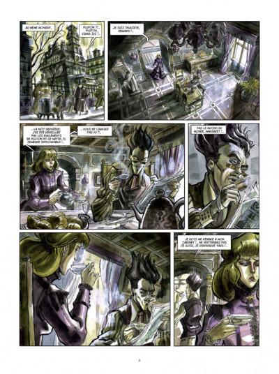 Page 4 Histoires extraordinaires d'Edgar Poe tome 3 - la mort rouge