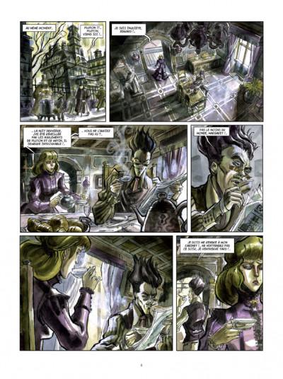 Page 1 Histoires extraordinaires d'Edgar Poe tome 3 - la mort rouge