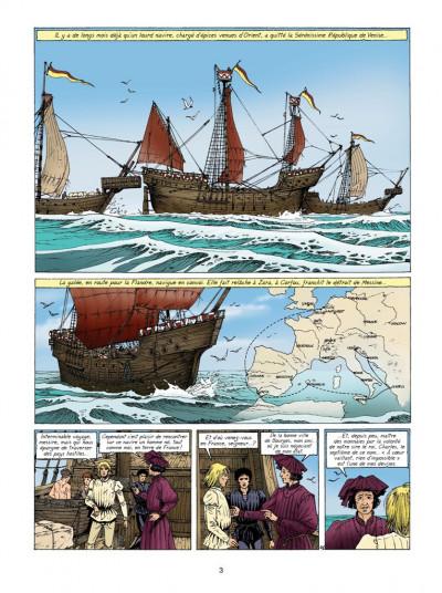 Page 1 Jhen tome 12 - le grand duc d'Occident