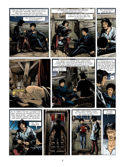 Page 3 Jhen tome 12 - le grand duc d'Occident