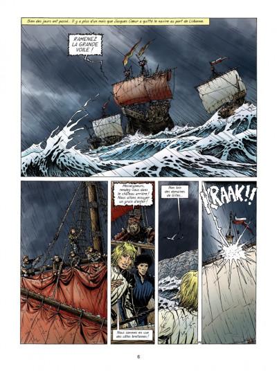 Page 4 Jhen tome 12 - le grand duc d'Occident