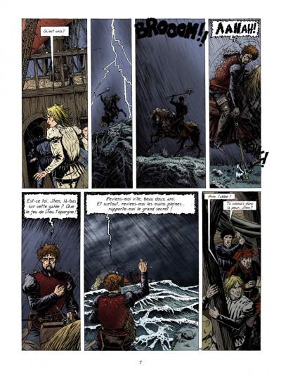 Page 5 Jhen tome 12 - le grand duc d'Occident