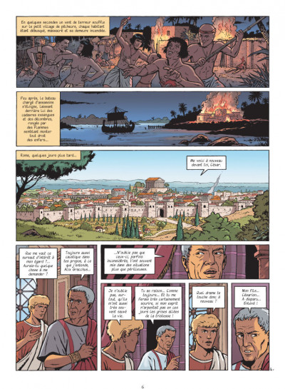 Page 4 Alix tome 31