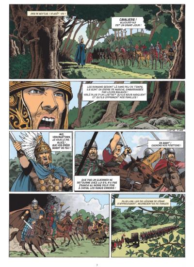Page 1 Les voyages d'Alix - Alesia