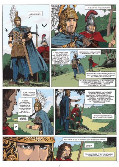 Page 2 Les voyages d'Alix - Alesia