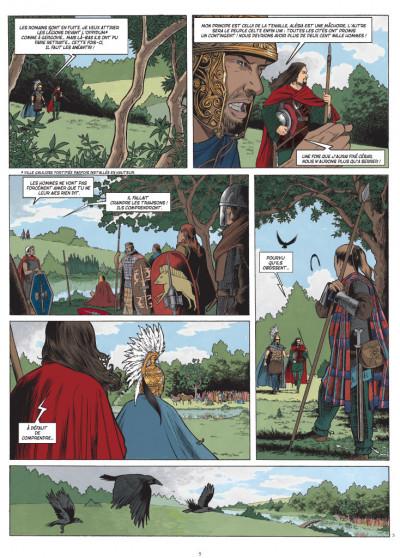 Page 3 Les voyages d'Alix - Alesia