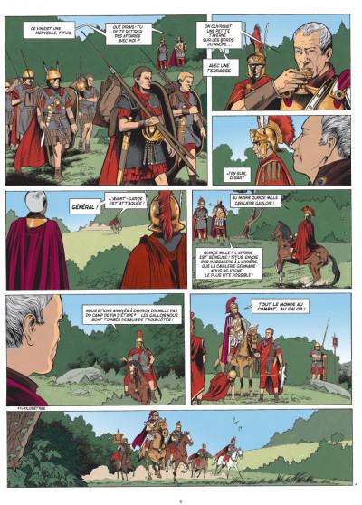 Page 4 Les voyages d'Alix - Alesia