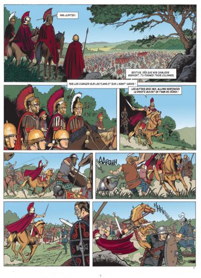 Page 5 Les voyages d'Alix - Alesia