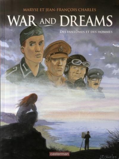 Couverture War and dreams tome 4 - des fantômes et des hommes