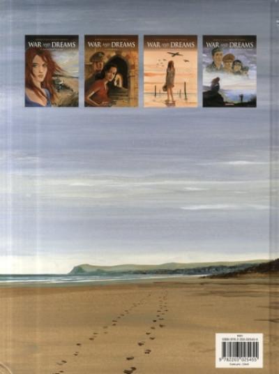 Dos War and dreams tome 4 - des fantômes et des hommes