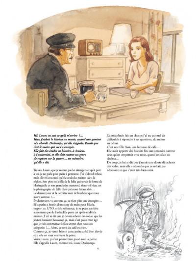 Page 2 War and dreams tome 4 - des fantômes et des hommes