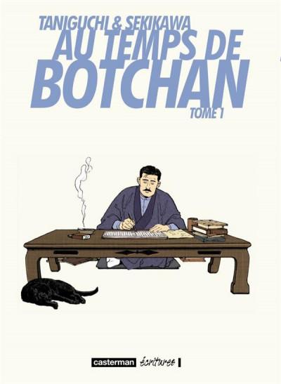 Couverture Au temps de Botchan tome 1