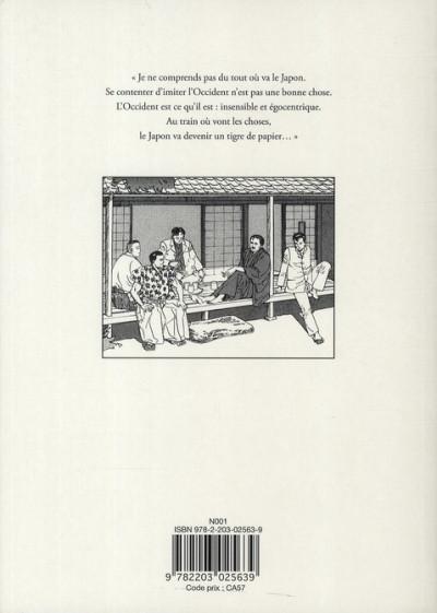 Dos Au temps de Botchan tome 1
